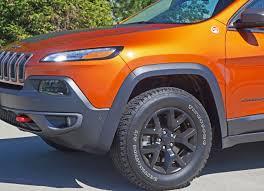 jeep cherokee trailhawk custom 2015 jeep cherokee trailhawk 4x4 road test review carcostcanada