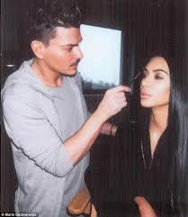 Makeup Artist Classes Online Free Kim Kardashian U0027s Makeup Artist Reveals Beauty Blunders Daily