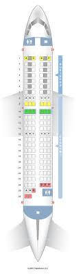 airways reservation siege seatguru seat map air airbus a319 319 v1
