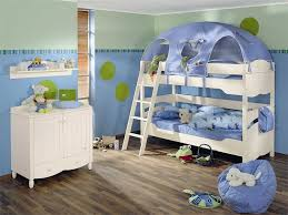 blue brown bed sheet on the wooden combined with bedroom side idolza