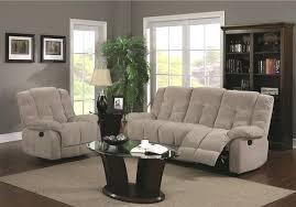 Cheap Loveseat Recliner Reclining Sofa Set Cheap Microfiber Recliner Piece Desert Color