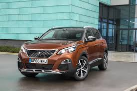 peugeot copper new peugeot 3008 suv robins and day