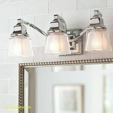 Bathroom Light Fixtures Chrome With New Home Depot Bathroom Light Home Depot Bathroom Lighting Fixtures