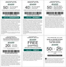 joanns coupon app joanns coupons 20 entire purchase seattle rock n roll marathon