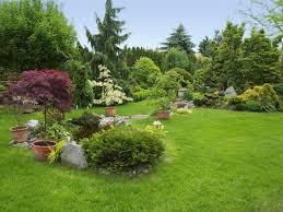 Backyard Garden Designs And Ideas Decorative Ideas Landscaped Yards Bistrodre Porch And Landscape