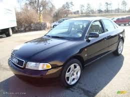 1997 a4 audi 1997 brilliant black audi a4 2 8 quattro sedan 25062213