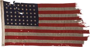 Flag 48 Stars American Flag From D Day Invasion Sells For 514 000 At Dallas