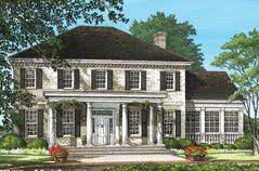 revival home plans revival house plans classical home designs and floor plans
