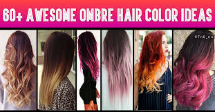 easy hair styles for long hair for 60 plus 60 awesome diy ombre hair color ideas for 2017