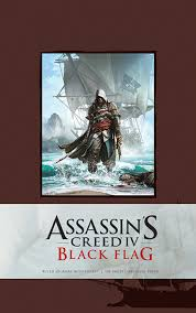 Assassins Black Flag Assassin U0027s Creed Iv Black Flag Hardcover Ruled Journal Book By