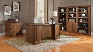 Orchard Hills Computer Desk With Hutch by Sauder Oak Furniture Collection Orchard Hills Oak Bedroom