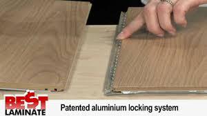 Best Laminate Flooring Reviews Alloc Domestic Review Selecting Best Laminate Flooring Youtube