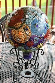 Garden Sphere Balls 215 Best Mosaic Gazing Balls Images On Pinterest Mosaic Ideas