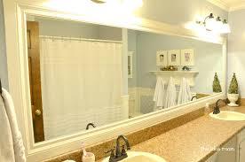 large framed bathroom mirrors good large framed bathroom mirrors and 48 large black framed