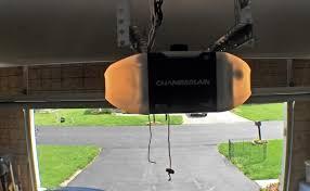 Garage Door Openers Review by Chamberlain Wifi Garage Door Opener Review