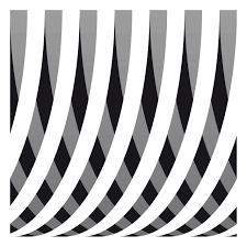 Design Black And White Curved Geometric Grasshoppermind Inspiring Pinterest Op