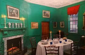 George Washingtons Mt Vernon Denise Fuller - Mount vernon dining room
