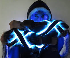 Halloween Costumes That Light Up by Super Magical Awesome Armbands Of Light Diffusers Diy Light And