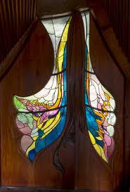 leaded glass door repair sea ranch chapel seeks help repairing vandalized stained glass