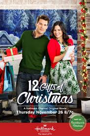 my devotional thoughts u201c12 gifts of christmas u201d hallmark movie review
