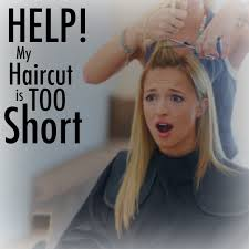 can you have a haircut i youve got psorisiis what to do if you think your haircut is too short bangstyle