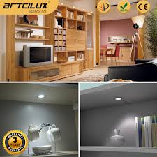 led puck lights under cabinet 12v high quality mini smd dimmable surface mounted led cabinet