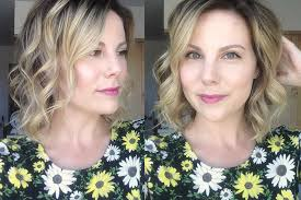 best curling wands for short hair video how to curl short hair with the nume 25mm wand megan joy