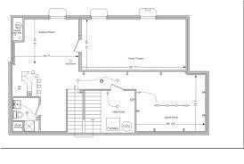 design a basement floor plan basement basement layout floor plans white house plan open
