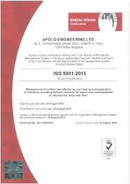 bureau veritas us about us apolo engineering ltd