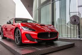 maserati alfieri red maserati is the official car partner for baselworld