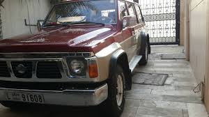 nissan patrol 1990 modified hey r cars time to show off your ride cars