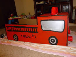 Fire Trucks Decorated For Christmas Musely