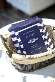 nautical wedding programs key west florida destination wedding