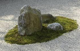 Ryoanji Rock Garden Ryōanji Peaceful Temple Article Khan Academy