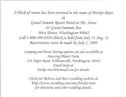 wedding registry card wording content of wedding invitation cards 40 for do you put