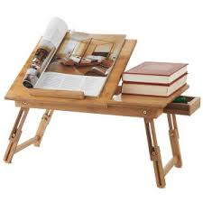 breakfast in bed table bamboo folding table bamtaboo