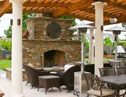 Outdoor Fireplace Patio Designs Outdoor Fireplace Pictures Gallery Landscaping Network