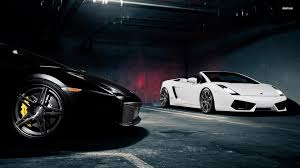 black cars wallpapers lamborghini sports cars black and white hd wallpaper of car