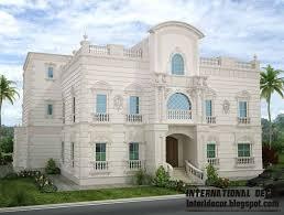 design villa modern white villa design with lighting 2013 international