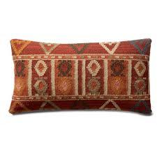 bodrum kilim lumbar pillow grandin road