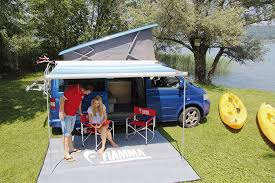 Caravan Pull Out Awnings Fiamma F45s Vw T5 Wind Out Awning