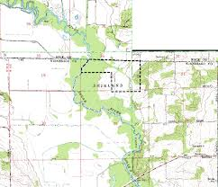 Rockford Illinois Map by Illinois Nature Preserves Commission