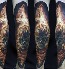 57 extraordinary fire tattoos designs and ideas that are trending