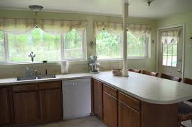 Paint Old Kitchen Cabinets Before And After Kitchen Cabinet Creativeness Old Kitchen Cabinets Cabinet