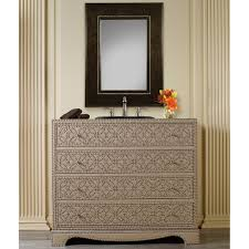 Houzz Bathroom Vanity by 42 Inch Hall Chest Bathroom Vanity By Cole U0026 Co Designer Series