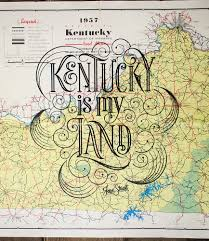 Map Of Kentucky State by Bryan Patrick Todd Archives Kentucky For Kentucky
