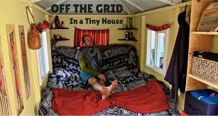 Renting A Tiny House Off The Grid In A Tiny House With Rob Greenfield