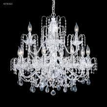 Moder Chandelier Regalia 8 Arm Chandelier 40288s22 Lbu Lighting