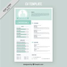 Best Latex Resume Template by Cv Template Free Resume Cv Template 38 Free Cv Templates 36 To