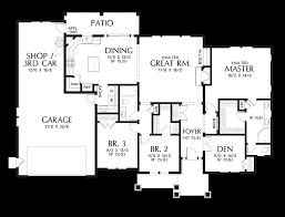 house plan 1144eb the umatilla such a pretty craftsman home